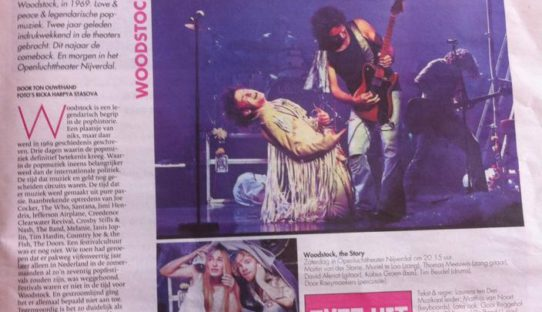 """Respect, Great Respect"" – Press Review (Tubantia Newspaper)"