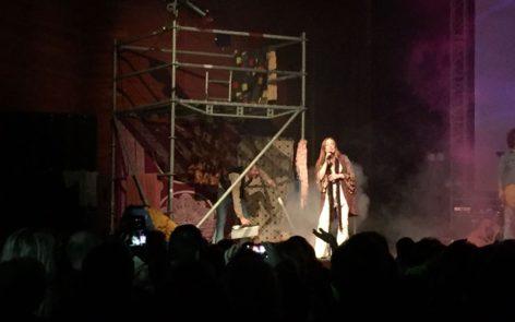 Woodstock the Story Weimarhalle Weimar 5-2-2017