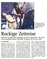 Woodstock the Story review Amstetten